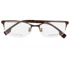 BURBERRY(バーバリー)の古着「伊達眼鏡」 ブラウン