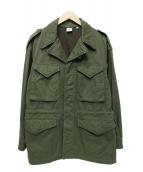 ASPESI(アスペジ)の古着「M65ジャケット」|オリーブ