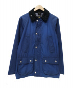 Barbour(バブアー)の古着「オイルドジャケット」|ブルー