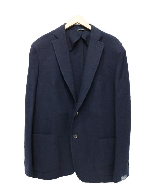BAGNOLI(バニョーリ)BAGNOLI (バニョーリ) テーラードジャケット ネイビー サイズ:不明の古着・服飾アイテム