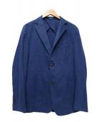 McGREGOR(マクレガー)の古着「コットンテーラードジャケット」|ネイビー
