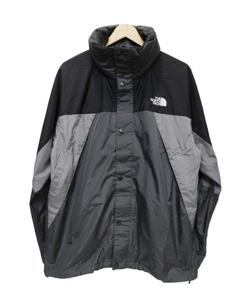 THE NORTH FACE(ザノースフェイス)THE NORTH FACE (ザノースフェイス) トリクライメイトジャケット グレー×ブラック サイズ:Mの古着・服飾アイテム