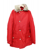WOOLRICH(ウールリッチ)の古着「ARCTIC PARKA」|レッド