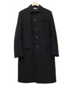 YOSHi FUNABASHi(ヨシフナバシ)の古着「チェスターコート」|ネイビー