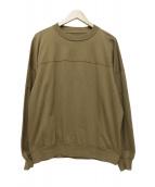 08sircus(08サーカス)の古着「Tシャツ」|ブラウン
