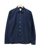 KICS DOCUMENT.(キクスドキュメント)の古着「オックスフォードシャツ」|ホワイト