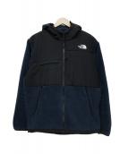 THE NORTH FACE(ザノースフェイス)の古着「Denali Jacket」|ネイビー
