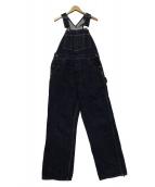 TROPHY CLOTHING(トロフィークロージング)の古着「デニムオールインワン」|インディゴ