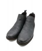 WOLVERINE(ウルヴァリン)の古着「サイドゴアブーツ」 ブラック