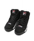 FILA(フィラ)の古着「MB FHE102」 ブラック