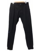 Lafayette(ラファイエット)の古着「STRETCH JOGGER PANTS」 ブラック