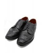 Allen Edmonds(アレンエドモンズ)の古着「ドレスシューズ」|ブラック