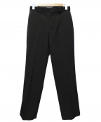 AP STUDIO()の古着「Side vents パンツ」|ブラック