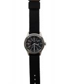 TIMEX(タイメックス)の古着「ミリタリーウォッチ」 ブラック