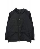 SIERRA DESIGNS(シェラデザインズ)の古着「マウンテンパーカー」 ブラック