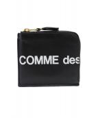COMME des GARCONS(コムデギャルソン)の古着「コインケース」|ブラック
