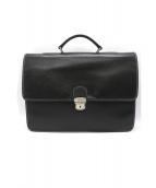 TRAMONTANO(トラモンターノ)の古着「ビジネスバッグ」 ブラック