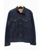 LEVIS(リーバイス)の古着「トラッカージャケット」|インディゴ