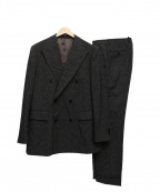 THE SUIT COMPANY(ザ・スーツカンパニー)の古着「セットアップスーツ」|グレー