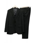 THE SUIT COMPANY(ザスーツカンパニ)の古着「セットアップスーツ」|グリーン