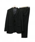 THE SUIT COMPANY(ザ・スーツカンパニー)の古着「セットアップスーツ」|グリーン