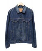 LEVIS(リーバイス)の古着「トラッカージャケット」|ブルー
