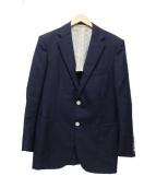 三陽山長(サンヨウサンチョウ)の古着「テーラードジャケット」|ネイビー