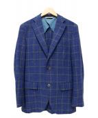 Paul Stuart(ポールスチュアート)の古着「テーラードジャケット」|ネイビー
