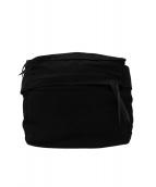 LIMI feu(リミフゥ)の古着「ボディーバッグ」|ブラック