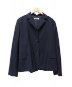 JILLSANDER(ジル・サンダー)の古着「テーラードジャケット」|ネイビー