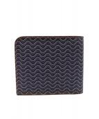ZANELLATO(ザネラート)の古着「2つ折り財布」 ネイビー