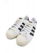 adidas(アディダス)の古着「SUPERSTAR80s」|ホワイト
