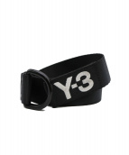 Y-3(ワイスリ)の古着「ガチャベルト」|ブラック