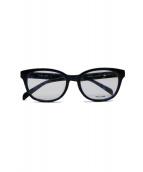 POLICE(ポリス)の古着「伊達眼鏡」|ブルー