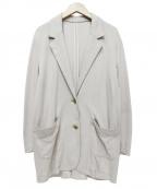 Loungedress(ラウンジドレス)の古着「カットジャケット」 ベージュ