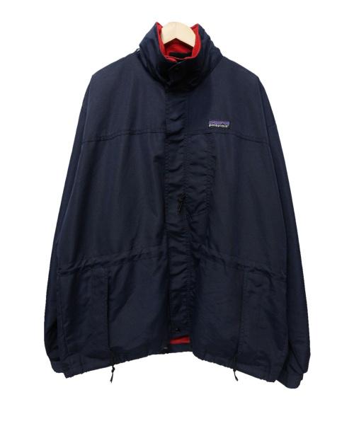 Patagonia(パタゴニア)Patagonia (パタゴニア) [古着]ナイロンジャケット ネイビー サイズ:Lの古着・服飾アイテム