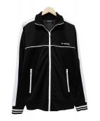 DIESEL(ディーゼル)の古着「S-ROOTS SWEAT-SHIRT」|ブラック