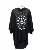 Vivienne Westwood man(ヴィヴィアンウエストウッドマン)の古着「Tシャツ」|ブラック