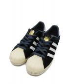 adidas(アディダス)の古着「ローカットスニーカー」|ブラック