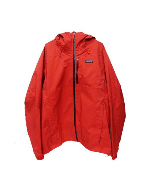 Patagonia(パタゴニア)Patagonia (パタゴニア) レインシャドージャケット レッド サイズ:Mの古着・服飾アイテム