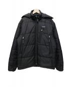 Patagonia(パタゴニア)の古着「パフジャケット」|ブラック