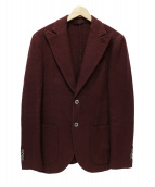 L.B.M.1911(エルビーエム1911)の古着「テーラードジャケット」|ボルドー