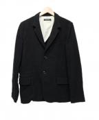 RUDE GALLERY(ルードギャラリー)の古着「ウールテーラードジャケット」 ブラック