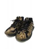 adidas(アディダス)の古着「PROPHERE UNDFTD」|カーキ×ブラック