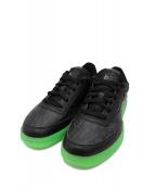 REEBOK(リーボック)の古着「CLUB C 85 CW」|ブラック×グリーン