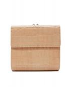 TOPKAPI(トプカピ)の古着「2つ折り財布」|ピンク
