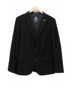 GUILD PRIME(ギルドプライム)の古着「テーラードジャケット」|ブラック