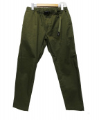 WILD THINGS(ワイルドシングス)の古着「イージーパンツ」 オリーブ