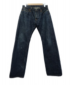 Stevenson Overall Co.(スティーブンソンオーバーオール)の古着「デニムパンツ」|インディゴ
