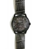 HAMILTON(ハミルトン)の古着「腕時計」|ブラック